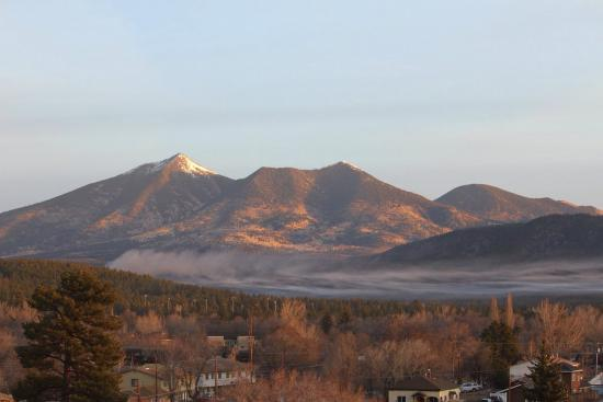 Hilton Garden Inn Flagstaff: View from room