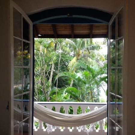 Pousada Picinguaba: Room with a beautiful view