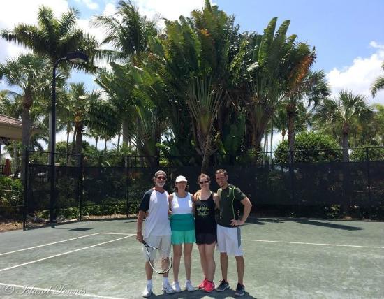 Island Tennis : Marco Tennis
