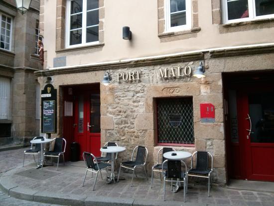 Hotel Port-Malo : Costruito nel 1670