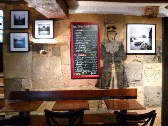 Hotel Port-Malo : Bar / sala colazione