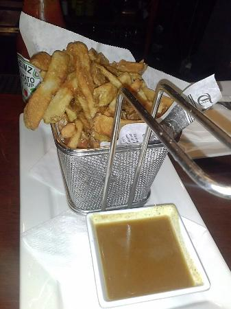 Busker's : Curry chips