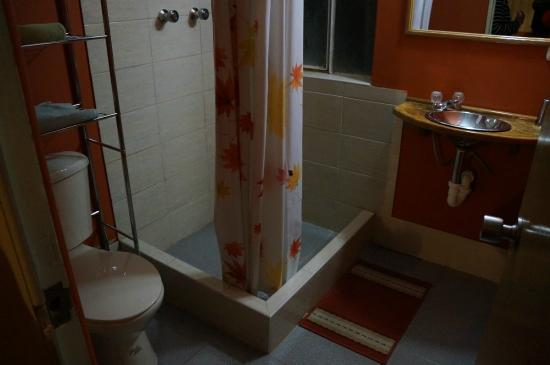 Residencial Cricarlet: Salle de bain
