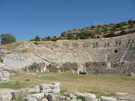 Theater - Picture of Bodrum Amphitheater, Bodrum City - TripAdvisor
