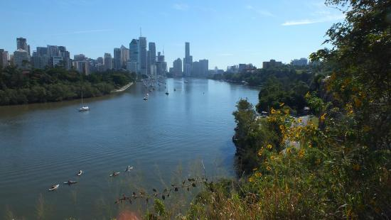 Kangaroo point cliffs park picture of kangaroo point for 22 river terrace building link