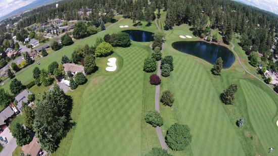 Hayden Lake, ID: Avondale Golf Course
