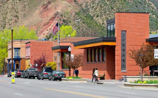 New Castle, CO: exterior