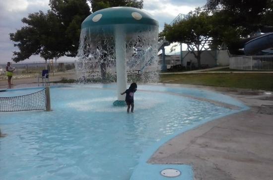 Whites City, Nuovo Messico: Fun in the pool