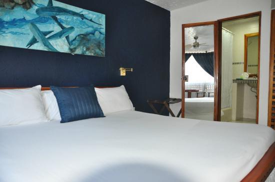 Hotel Silberstein: Room in Silberstein Hotel