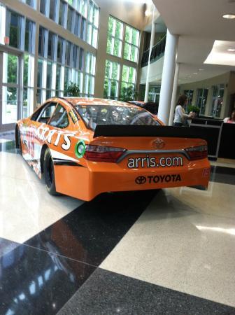 Joe Gibbs Racing: Carl is the best