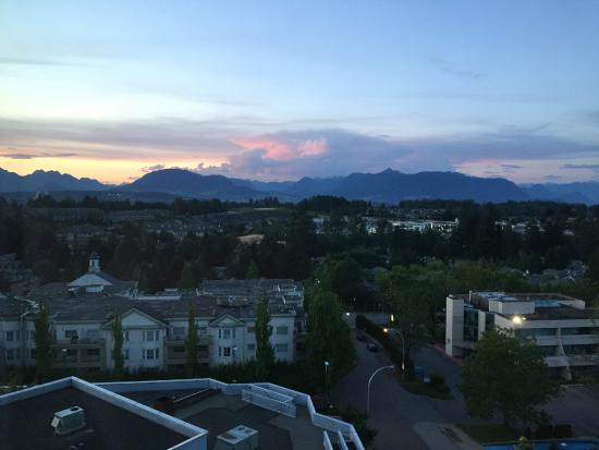 Sheraton Vancouver Guildford Hotel: View from the room