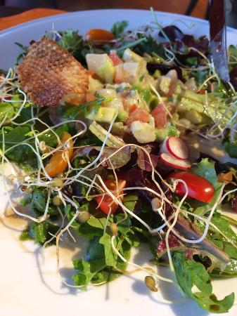 Hotel & Spa des Gorges du Verdon : Delicious fish on the menu