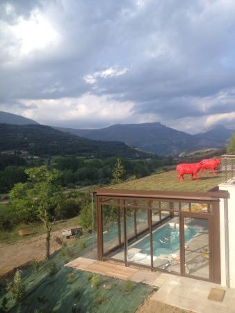 Hotel & Spa des Gorges du Verdon : Relax and unwind