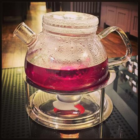 Char Wallah: Grandma's Garden - fruit tea
