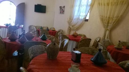 salon marocain - Photo de Casa Medina Sanaa, Tetouan - TripAdvisor
