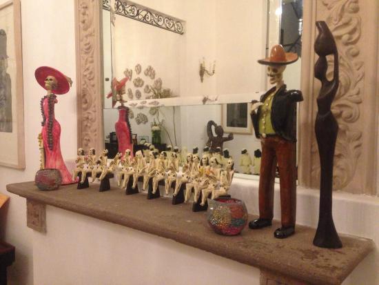 Casa Comtesse: Enjoy 'La Catrina'