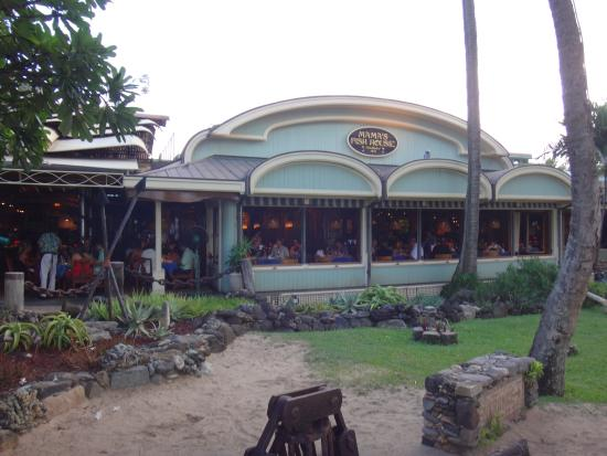 Coconut cake picture of mama 39 s fish house paia for Fish house maui