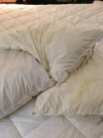 Rodeway Inn: piss stains