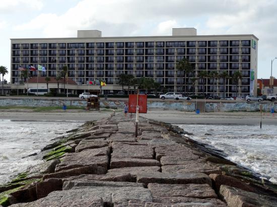 Holiday Inn Resort Galveston On The Beach