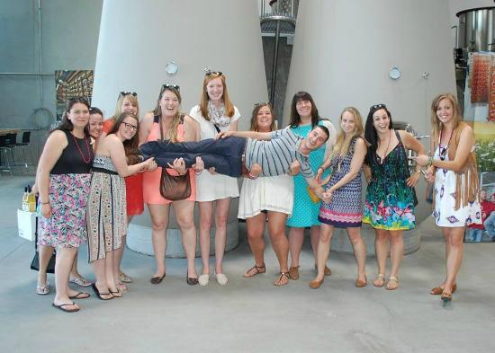 West Kelowna, Kanada: Okanagan Crush Pad in Summerland!
