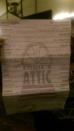 Eddie's Attic