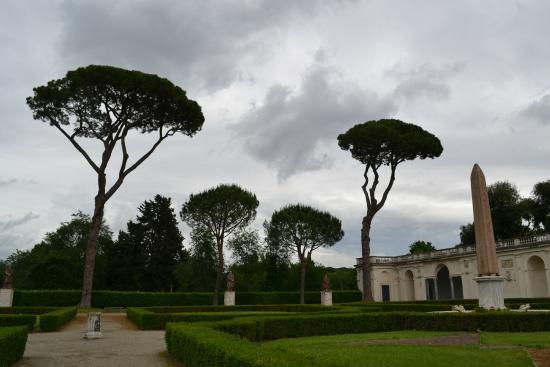 Foto di villa medici accademia di francia a for Jardin villa medicis rome