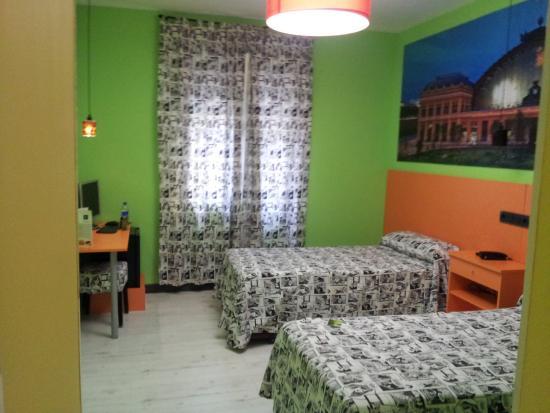 JC Rooms Puerta del Sol: В номере