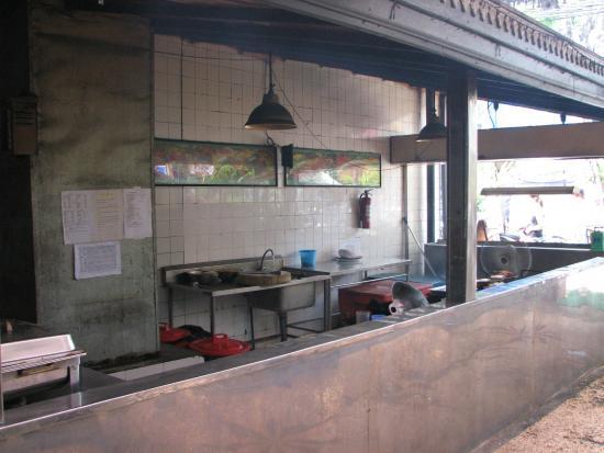 Kitchen picture of mini bar resturant kuta tripadvisor - Mini bar cuisine ...