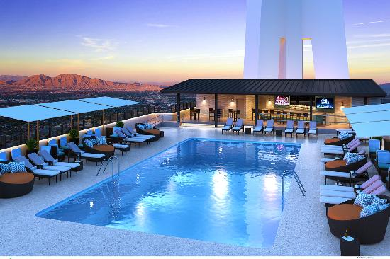 Radius Rooftop Pool & Wet Lounge