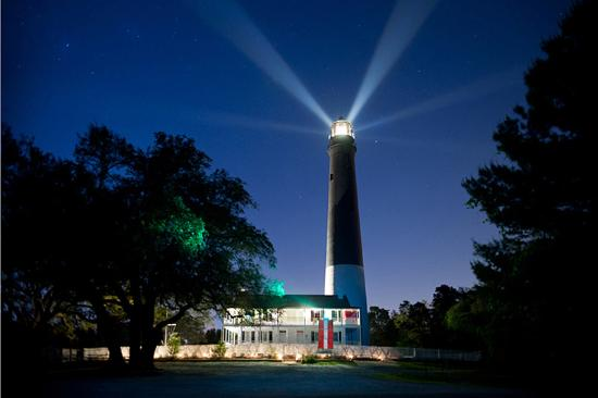 Pensacola Lighthouse and Museum: Night Tours