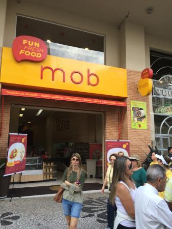 Mob. Fun & fresh food
