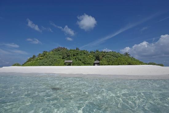 Makunudu Island: Island View