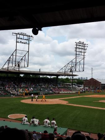 Rickwood Field Park: Is there a better ballpark anywhere?