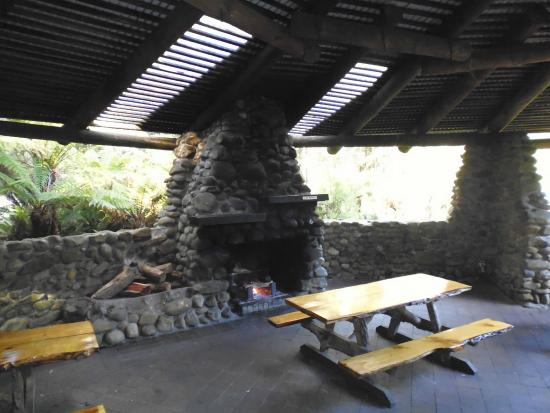 Barbeque Area Picture Of Hastings Caves State Reserve Hastings Tripadvisor