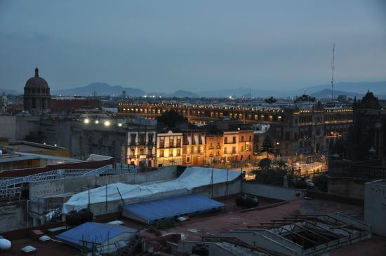 Hotel Catedral: A View From The Roof Garden