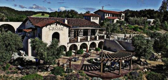 The Inn at Croad Vineyards