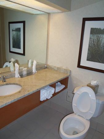 Wyndham Garden Buffalo Downtown: Very clean