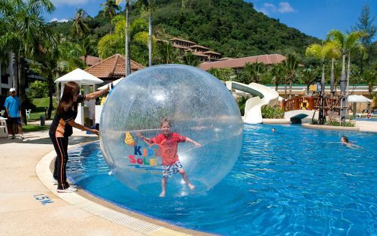 Lagoon Pool Picture Of Centara Karon Resort Phuket Karon