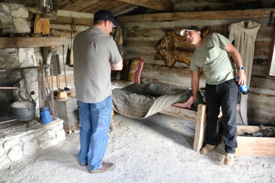 Historic Log Home