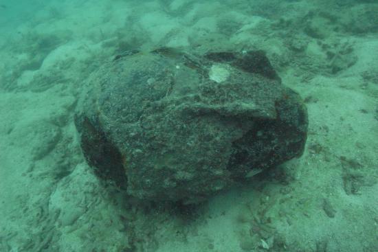 Mermaids Dive Center Pattaya: Bomb?MIne