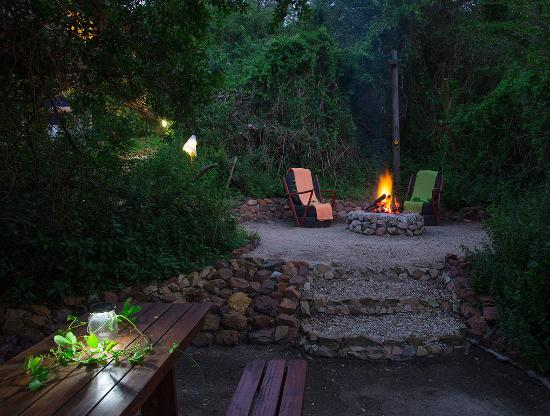 Thunzi Bush Lodge: Heron Boma