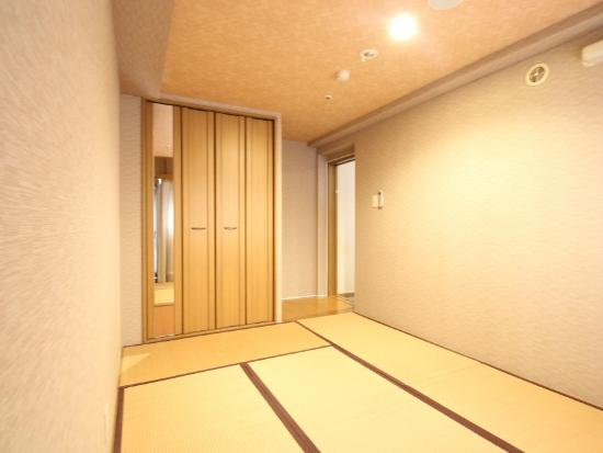 APA Hotel Yokohama Tsurumi: 和洋室ダブル