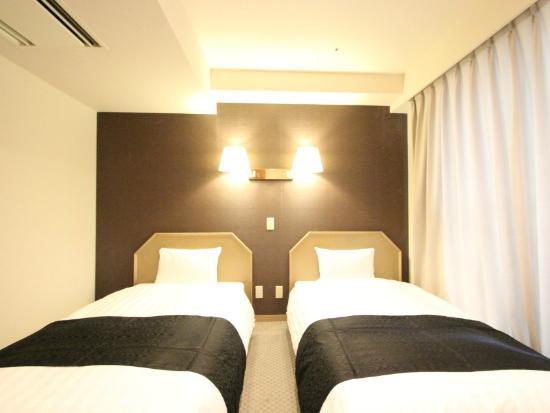 APA Hotel Yokohama Tsurumi: セミスイート