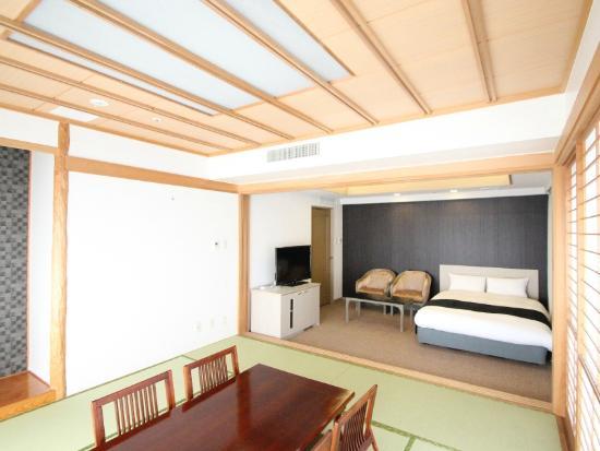 APA Hotel Yokohama Tsurumi: スイート