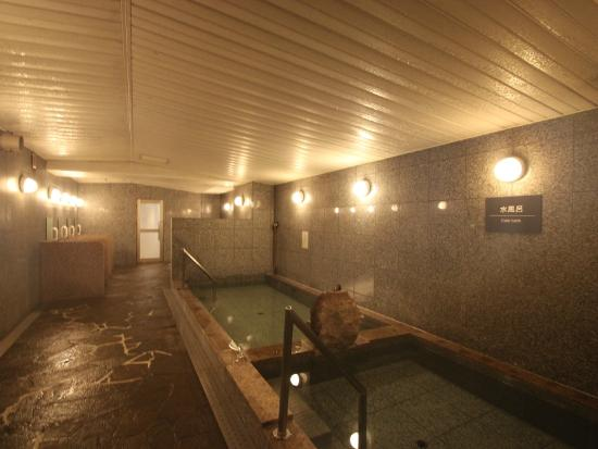 APA Hotel Yokohama Tsurumi: 男性専用大浴場