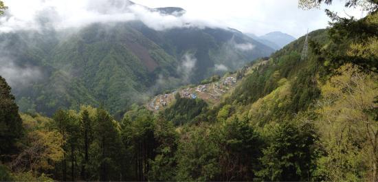 Iida, Japón: 下栗の里