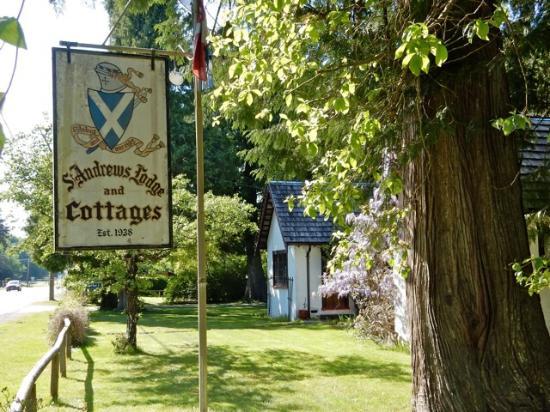 Foto de St Andrews Lodge & Glen Cottages