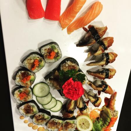 Sebring, FL: Cang Tong Japanese Steak House Sushi & Chinese