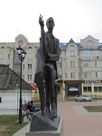 памятник Аркадию Северному