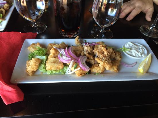 Vicky's: Calamari